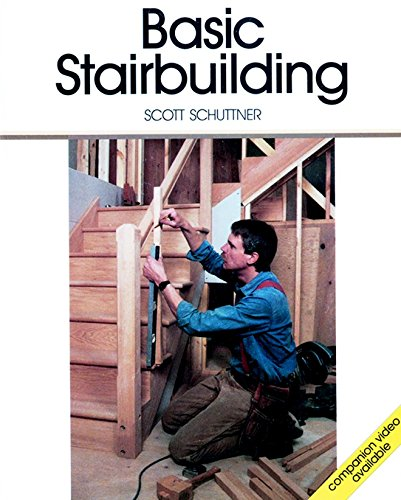 9780942391442: Basic Stairbuilding