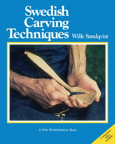 9780942391459: Swedish Carving Techniques (International Craft Classic)