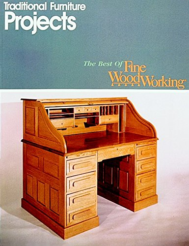 9780942391930: The Best of Fine Woodworking: Traditional Furniture Projects