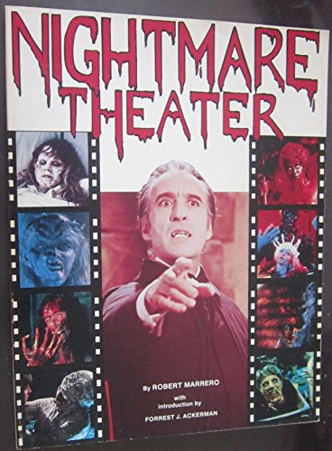 Nightmare Theater: Marrero, Robert