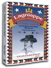 9780942495515: Lagniappe: Something a little extra special : Louisiana cooking from the kitchen of chef Walter's Blue Bayou Inn
