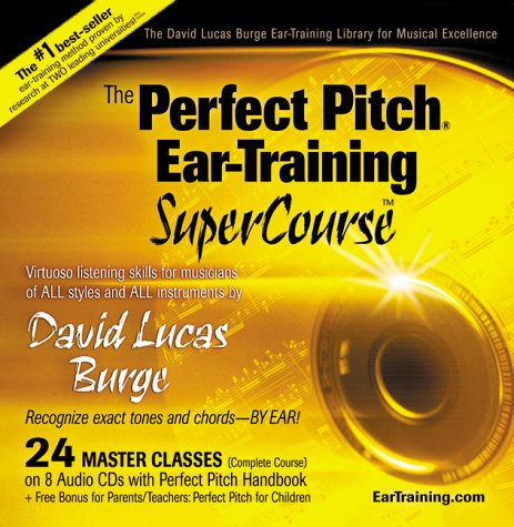 9780942542905: The Perfect Pitch Ear Training SuperCourse