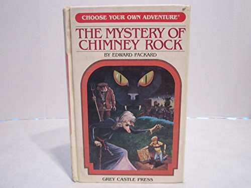 9780942545036: The Mystery of Chimney Rock (Choose Your Own Adventure)