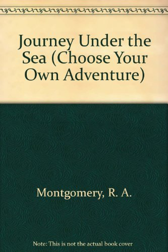 9780942545043: Journey Under the Sea (Choose Your Own Adventure #2)