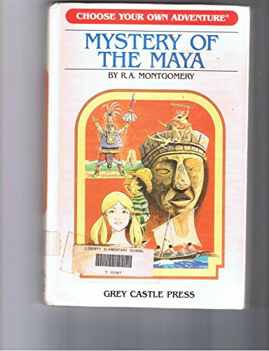 9780942545067: Mystery of the Maya : Choose Your Own Adventure (Large Print )