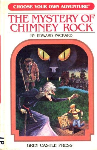 9780942545098: The Mystery of Chimney Rock (Choose Your Own Adventure)