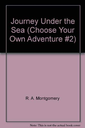 9780942545104: Journey Under the Sea (Choose Your Own Adventure #2)