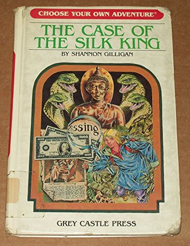 9780942545142: The Case of the Silk King (Choose Your Own Adventure #14)
