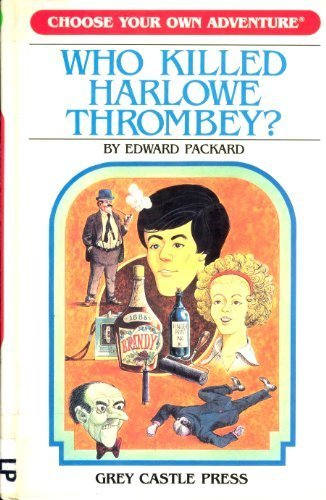 9780942545180: Who Killed Harlowe Thrombey (Choose Your Own Adventure)