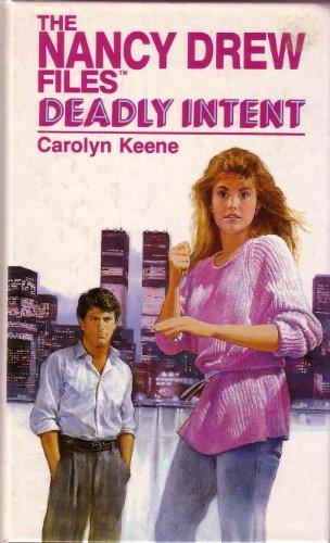 9780942545289: Deadly Intent (Nancy Drew Casefiles, Case 2)