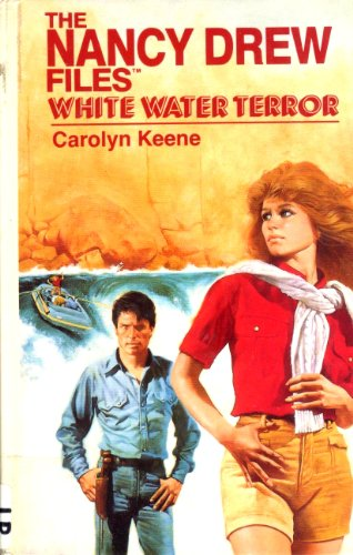 9780942545326: White Water Terror (Nancy Drew Files)