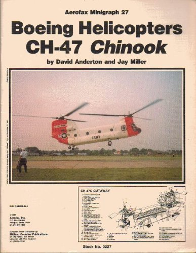 9780942548426: Boeing Helicopters CH-47 Chinook - Aerofax Minigraph 27