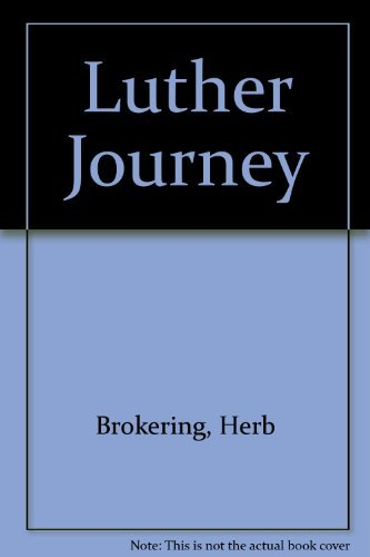 9780942562026: Luther Journey