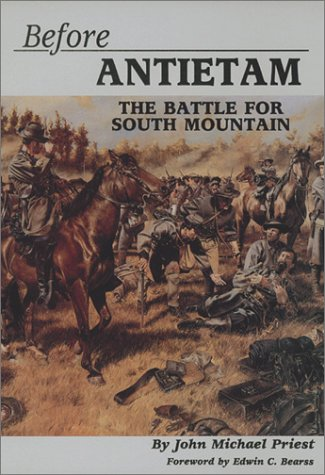9780942597370: Before Antietam: The Battle for South Mountain