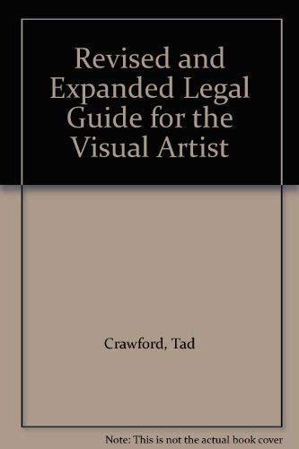 9780942604085: Legal Guide for the Visual Artist