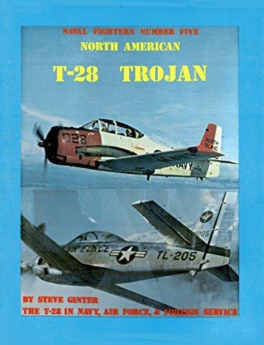 9780942612059: North American T-28 Trojan