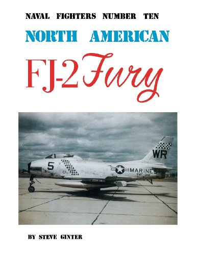 9780942612103: North American FJ-2 Fury (Naval Fighters, No. 10)