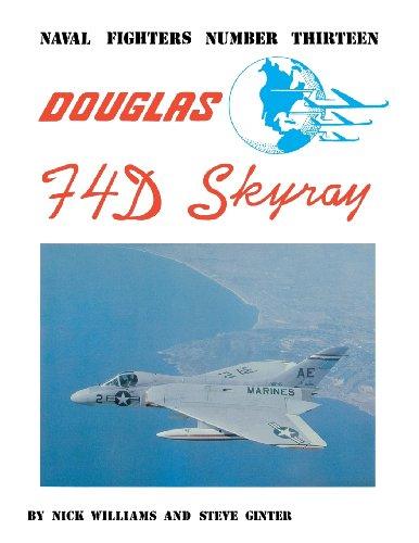 9780942612134: Douglas F4d Skyray