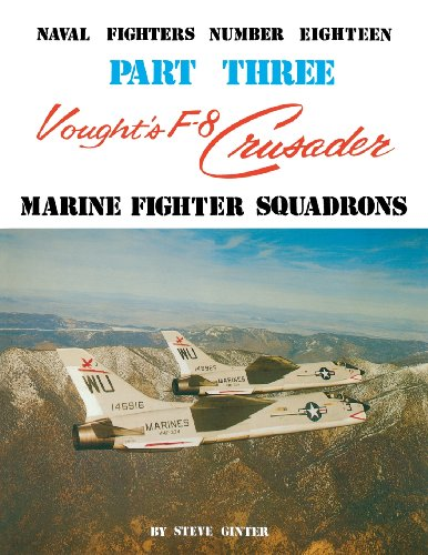 9780942612189: Vought's F-8 Crusader: Marine Fighter Squadrons