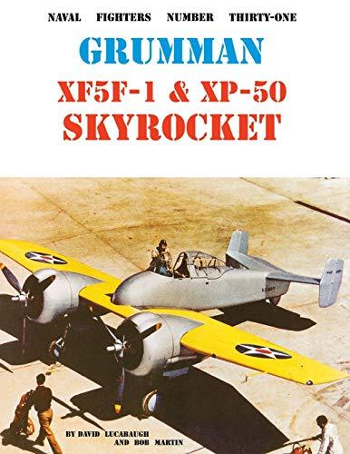 9780942612318: Grumman Xf5F-1 & Xp-50 Skyrocket