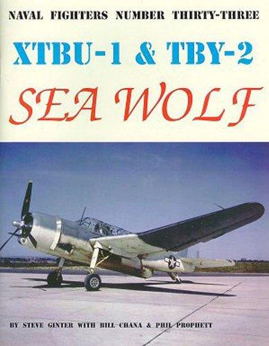 9780942612332: Xtbu-1 & Tby-2 Seawolf