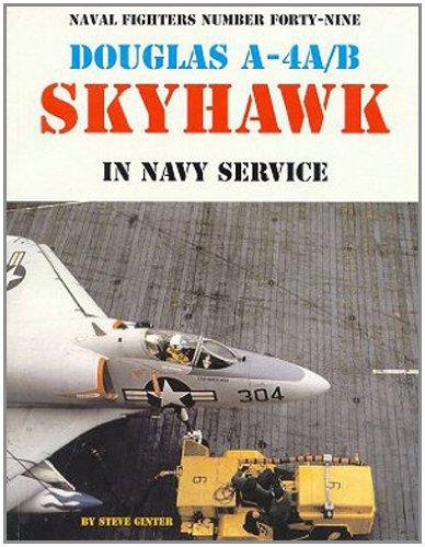 9780942612493: Douglas A-4A/B Skyhawk: In Navy Service