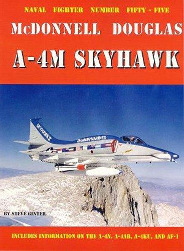 9780942612554: McDonnell Douglas A-4M Skyhawk