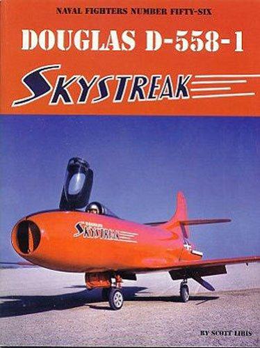 9780942612561: Douglas D-558-1 Skystreak (Consign)