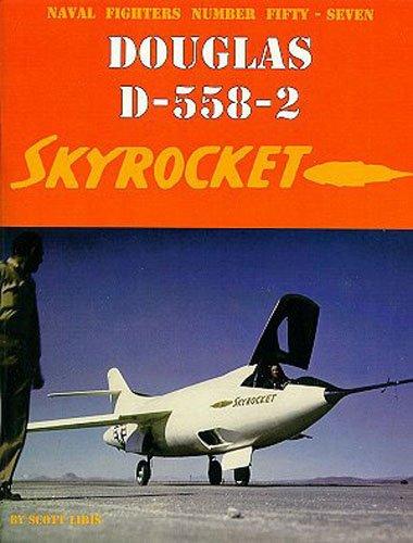 9780942612578: Douglas D-558-2 Skyrocket (Naval Fighters)