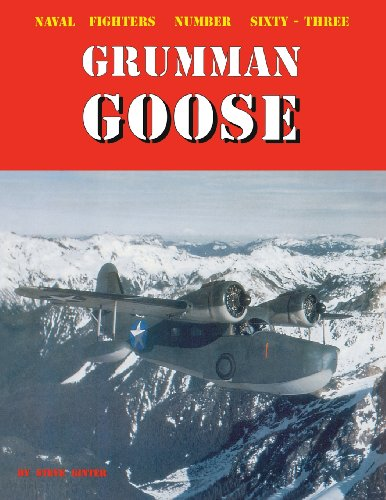 Grumman Goose Flying Boat (Naval Fighters): Ginter, Steve