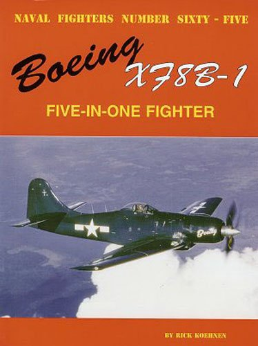 9780942612653: Boeing XF8B-1 Fighter (Naval Fighters)