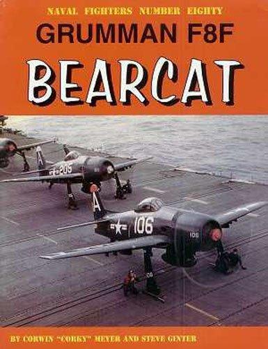 9780942612806: Grumman F8F: Bearcat
