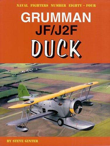 9780942612844: Grumman JF/J2F Duck (Navy Fighters)
