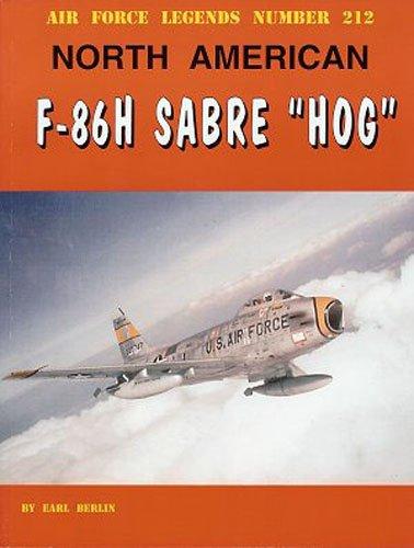 North American F-86H Sabre Hog: Berlin, Earl
