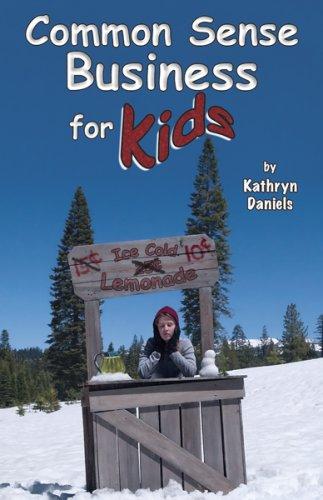 9780942617610: Common Sense Business for Kids