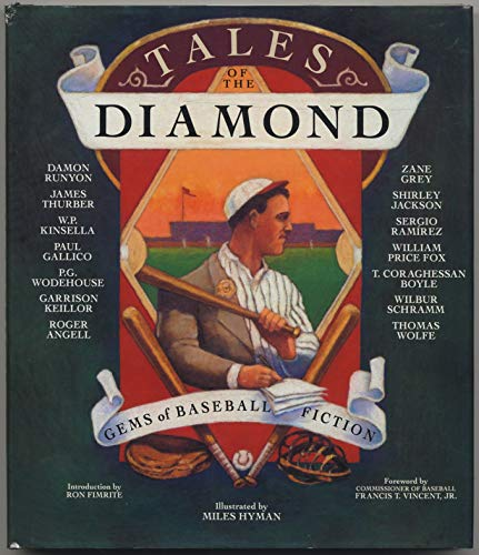 9780942627152: Tales of the Diamond: Selected Gems of Baseball Fiction