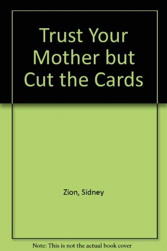9780942637779: Trust Your Mother but Cut the Cards