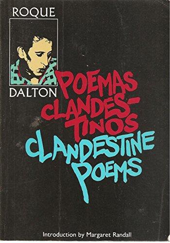 9780942638073: Poemas Clandestinos Clandestine Poems (English and Spanish Edition)