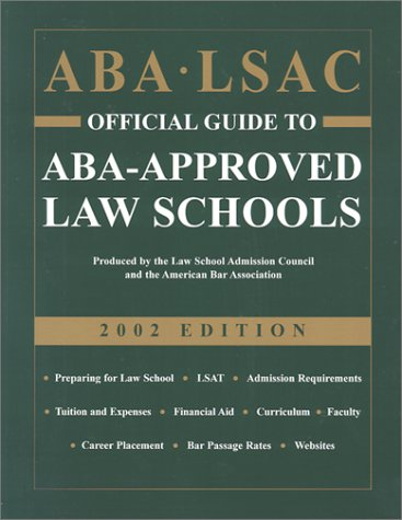 9780942639797: aba/lsac official guide to aba-approved law schools.