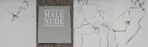 9780942642186: Drawings of the Male Nude