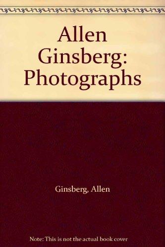 9780942642384: Allen Ginsberg: Photographs