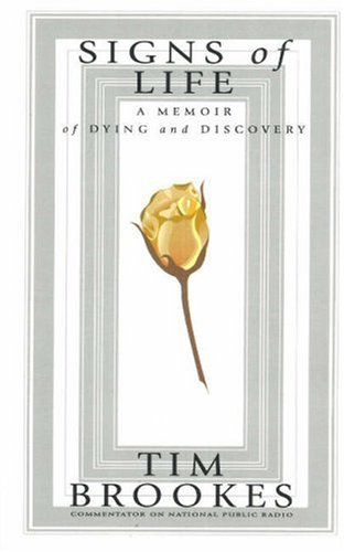 9780942679229: Signs of Life: A Memoir of Dying and Discovery