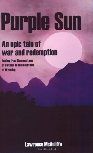 9780942679274: Purple Sun: An epic tale of war and redemption