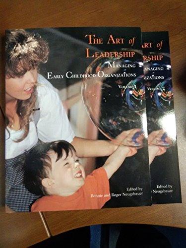 9780942702248: Art of Leadership: Managing Early Childhood Organizations