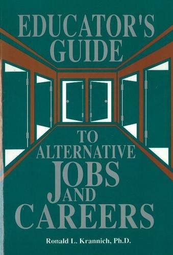 9780942710410: The Educator's Guide to Alternative Jobs and Careers