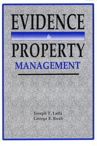 9780942728873: Evidence and Property Management