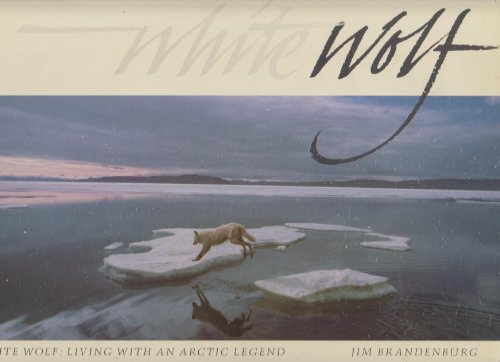 9780942802955: White Wolf: Living With an Arctic Legend