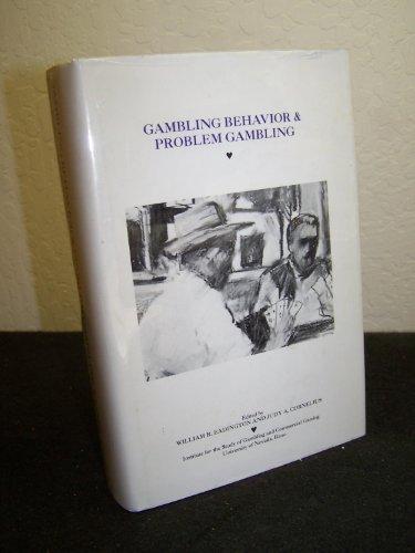 9780942828337: Gambling Behavior and Problem Gambling
