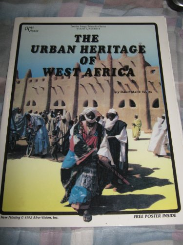 9780942843040: Urban Heritage of West Africa (Positive Image Education Series)