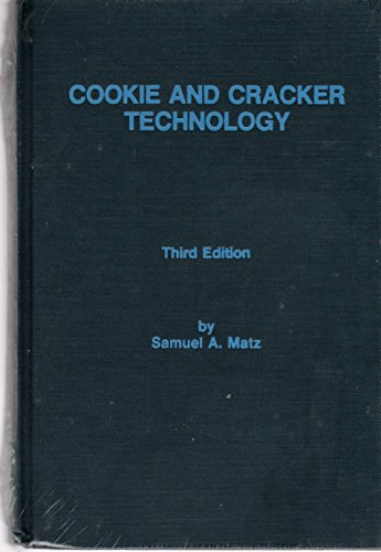 9780942849097: Cookie and Cracker Technology, Third edition
